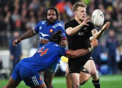 All Blacks frustrate France and wrap up the Steinlager Series
