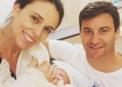 Baby Girl for Prime Minister Jacinda Ardern