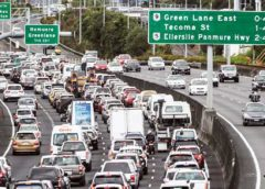 Driver anxiety peaks on Aucklands roads says Survey