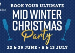 Get your tickets to Mid-Winter Christmas Parties at Alexandra Park