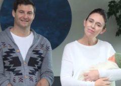 Jacinda Arden's baby named 'Neve Te Aroha'
