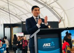 Migrants get a feel of New Zealand at ANZ Expo