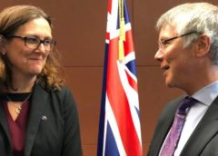 New Zealand and EU formally launch free trade talks