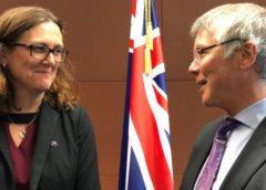 New Zealand and EU formally launch free trade talks
