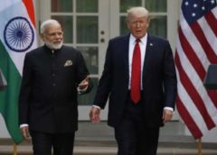 Delhi awaits Trump visit but Washington remains quiet
