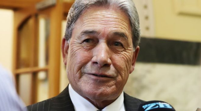 Twenty-Five years on, Winston Peters remains undisputed Chief