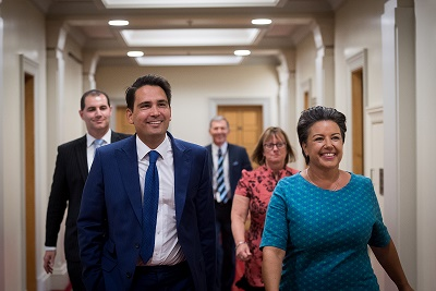 Are the good times over for National Party?