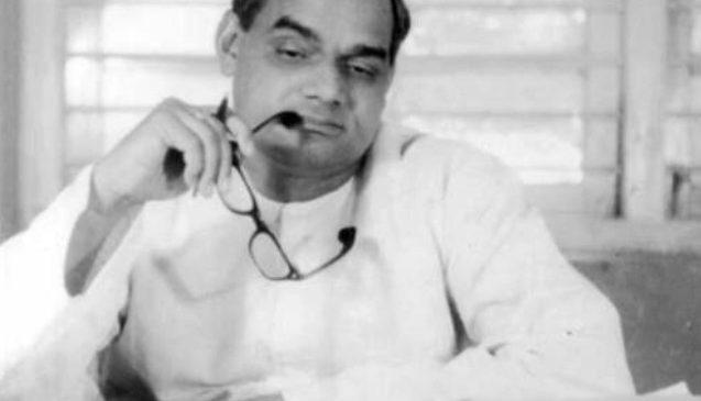 Atal Behari Vajpayee: A Leader par excellence
