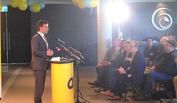 David Seymour changes course of ACT Party