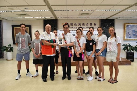 Maori visit to explore ancient cultural ancestry with Taiwan