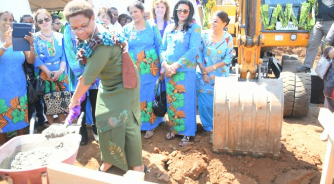 Safehouse for victims of family violence in Lautoka