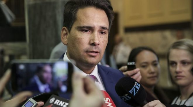 Simon Bridges justifies his travel expenses