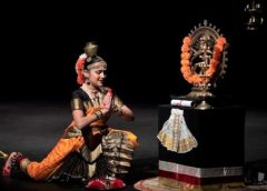 Teenager pursues excellence at Bharata Natyam debut