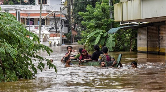 Torrential rains wreak havoc, taking 100 lives in Kerala