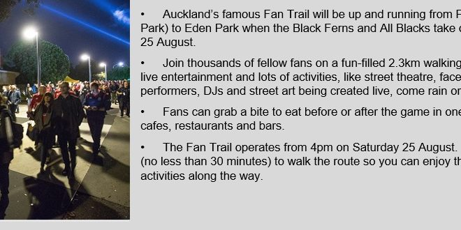 Walk the Fan Trail to Eden Park double-header