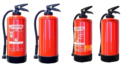 Fraud charge over fire extinguisher service claims