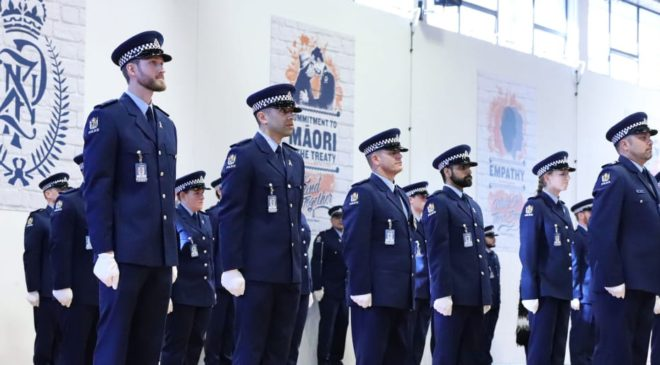 Police Officers reject pay offer but cannot protest