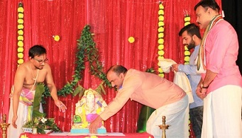 Telanganites celebrate Ganesh Chaturthi with piety