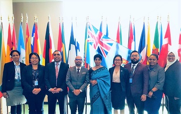 Fiji elected to UN Human Rights Council in New York