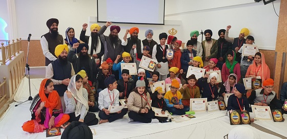 Gurmat Sangeet Workshop attracts students in Wellington