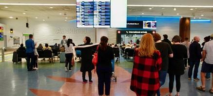 'Queue Combers' coming to Auckland Airport