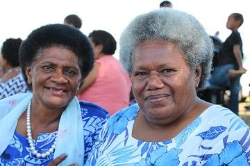Bainimarama asks Fijians to vote for security, stability