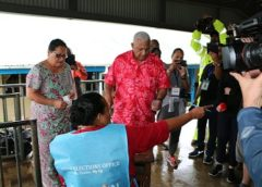 Final vote count still going after General Election in Fiji