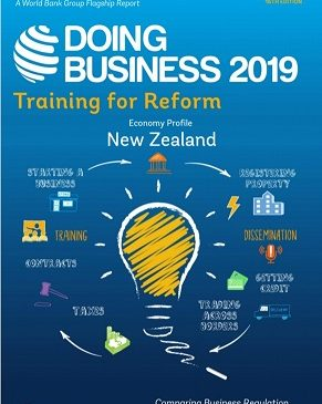 New Zealand tops World Bank ranking on business