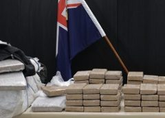 Police seize record 190 kgs of cocaine