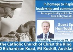 Join us to pray tribute to Saint Mother Teresa