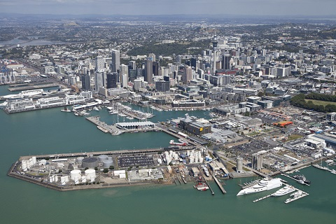 Auckland's population growth eases but pressure on services persists