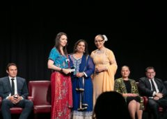 Commemorative Awards honour the deserving