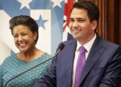 Simon Bridges wins the Massey Quote of the Year