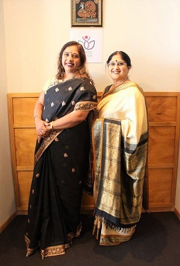 Auckland women glorify sartorial elegance of the Saree