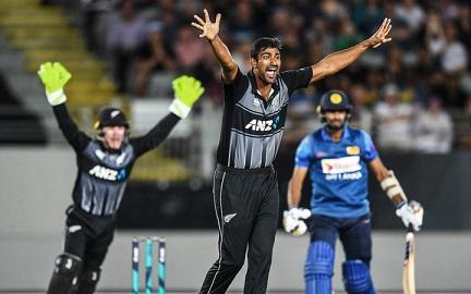 Debutant steers Blackcaps to victory over Sri Lanka