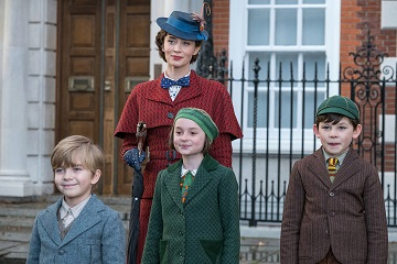 'Marry Poppins Returns' surprisingly off key