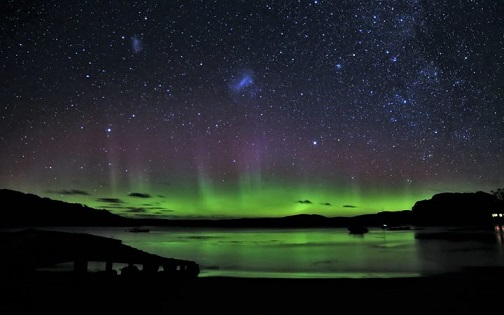 Stewart Island named 'Dark Sky Sanctuary'