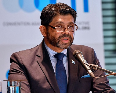 Fiji reiterates commitment to sustainable development