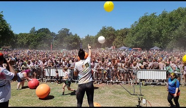 Holi Festival draws thousands in Christchurch