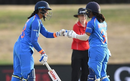 It is still a Man's game but Indian women are scoring