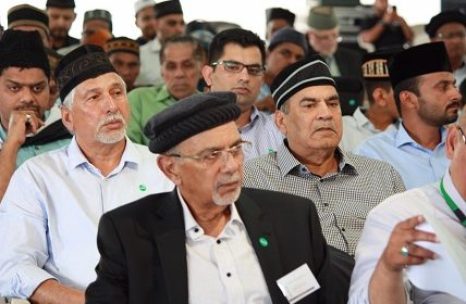 Minister praises the positive role of Ahmadiyyas