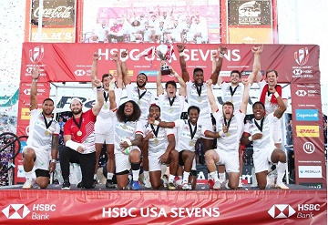 Americans retain HSBC USA Sevens title