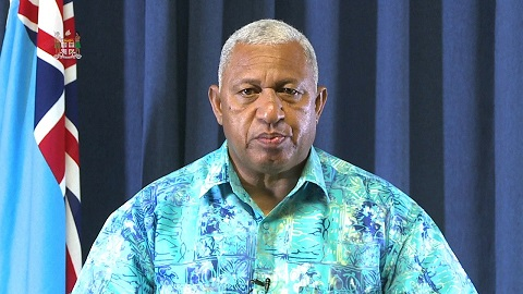 Fijian PM Bainimarama apologies to journalists