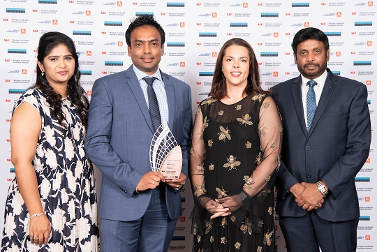 Good management brings 'Best of the Best Employer Award' to Link2 Group