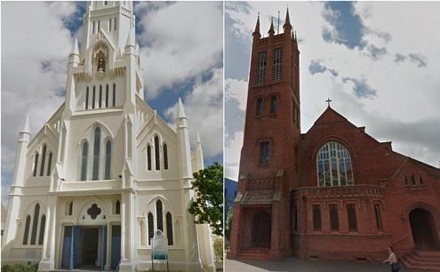 Anti-Muslim propaganda hits Churches