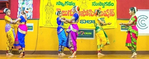 Christchurch Telugu Vaaru celebrate Ugadi