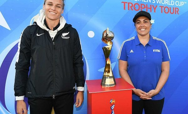 FIFA Women's World Cup comes to New Zealand