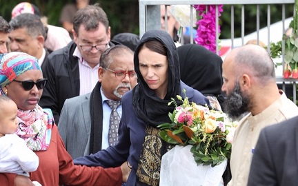 Fortune names Jacinda Ardern the Second Greatest Leader