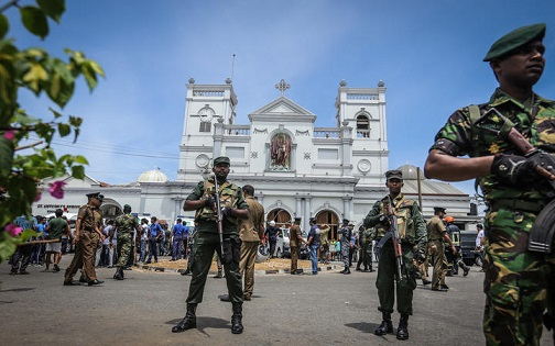 New Zealanders fear for their people in Sri Lanka