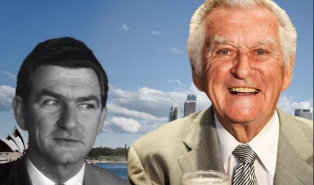 Controversies apart, Bob Hawke was a major force in Australian Politics